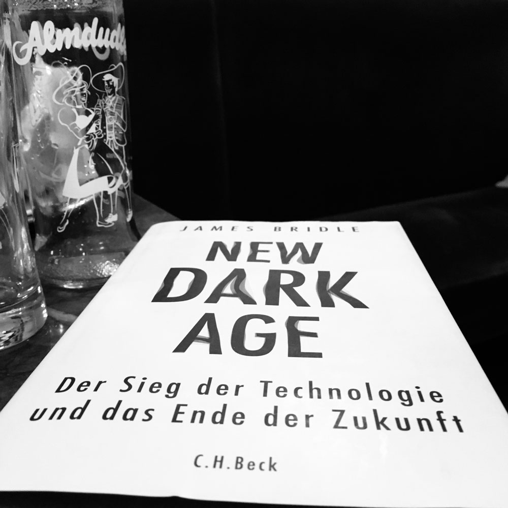 James Bridle: New Dark Age