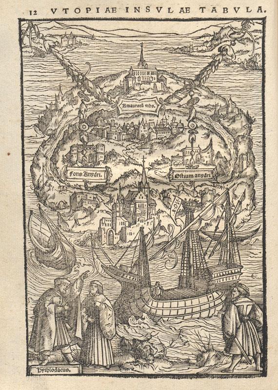Die Insel Utopia